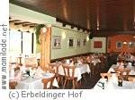 Restaurant Erbeldinger Hof bei Saarbrücken