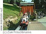 Sommer-Rodelbahn Fröschbrunna in Kronach