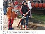 Kinderführung Feuerwehrmuseum Schleswig-Holstein