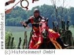 Ritterfest im Adventon in Osterburken