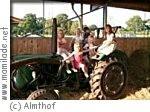 Kindergeburtstag auf dem Almthof in Appen