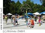Mittsommer-Fest auf der Insel Mainau