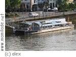 Neckarrundfahrt mit dem Solarschiff ab Heidelberg