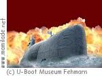 U-Boot-Museum Burgstaaken auf Fehmarn
