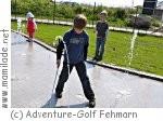 Adventure-Golf auf Fehmarn