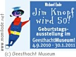 Jim Knopf Ausstellung im Geesthacht Museum