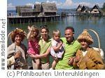 Pfahlbautenmuseum in Unteruhldingen