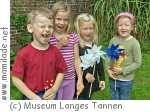 Kindergeburtstag im Museum Langes Tannen in Uetersen