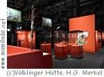 Asterix-Ausstellung im Weltkulturerbe Völklinger Hütte