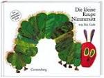 Kinderbuch Kleine Raupe Nimmersatt kl