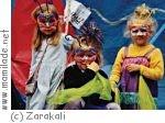 Kinderzirkus Zarakali in Frankfurt - kigeb