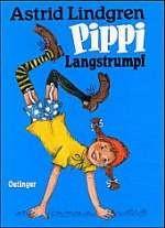 Kinderbuch Pippi Langstrumpf- kl