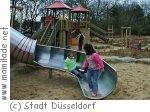Freizeitpark Ulenbergstraße in Düsseldorf