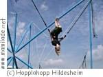 In- und Outdoor Spielplatz Hopplahopp in Hildesheim