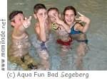 Kindergeburtstag im Aqua Fun Bad Segeberg
