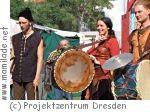 Mittelalterliches Herbst-Spectaculum im Schloß Strehla