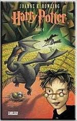 Kinderbuch - Harry Potter und der Feuerkelch- kl