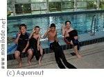 Unterwasser-Kindergeburtstag im Aquanaut Darmstadt