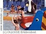 Kindergeburtstag im CASCADE Erlebnisbad in Bitburg