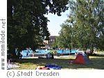 Freibad Frogpool Cotta in Dresden