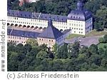 Herbst im Schloss Friedenstein in Gotha