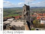 Stolpener Puppentheatertage in der Kornkammer - Burg Stolpen