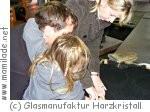 Winterangebote in der Glasmanufaktur Harzkristall Derenberg