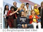 """Burgfestspiele Bad Vilbel """"Pippi feiert Geburtstag"""""""