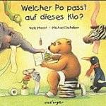 Kinderbuch Welcher Po passt auf dieses Klo? kl