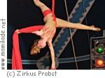 Zirkus Probst in Thalheim