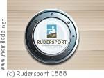 """""""Rudersport 1888"""" in Biebrich"""