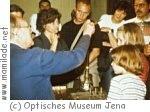 Kinderevents im Optischen Museum Jena