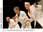 "Theaterhaus Frankfurt - ""Klimaforscher"""