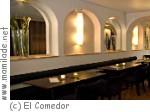 "Das Restaurant und Cafe ""El Comedor"" in Sinzig"