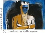 Museum der Weltkulturen: Kunst aus Sri Lanka