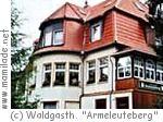 Waldgasthaus Armeleuteberg in Wernigerode