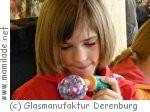 Kindertag in der Glasmanufaktur Harzkristall
