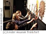 """Ausstellung """"Schatten & Licht"""" im kinder museum frankfurt"""