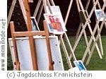 """""""Feuer und Flamme"""" im Jagdschloss Kranichstein"""
