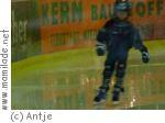 Schlittschuhfahren auf der Eisbahn in Michelstadt
