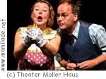 """Frau Meier und die Amsel"" Theater Moller Haus Darmstadt"