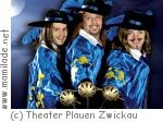 Parktheater Plauen: Die drei Musketiere