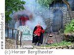 Der Teufel mit den drei goldenen Haaren -  Bergtheater Thale