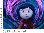 """""""Coraline"""" im Deutschen Filmmuseum Frankfurt am Main"""