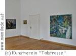 """Kurt Bunge-Malerei und Grafik"" Kunstverein Talstrasse"