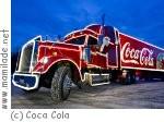 Die Coca Cola Weihnachtstour