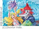 Steintor Halle: Herr Fuchs und die Weihnachtsnixe Coralie