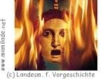Pompeji-Ausstellung im Landesmuseum für Vorgeschichte Halle
