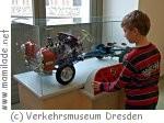 Ferienprogamm im Verkehrsmuseum Dresden