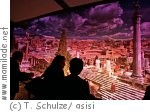 "Kindgerechte Führung ""Rom 312"" im Panometer Dresden"